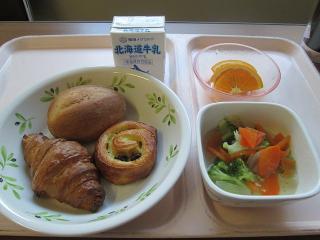 011101朝食