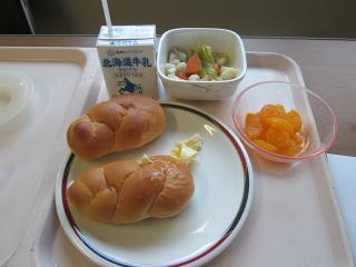 010901朝食